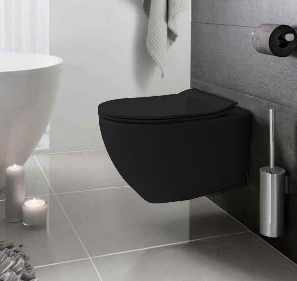 series 200 wall hung toilet