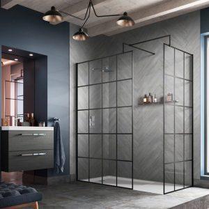 Shower Screen Panels