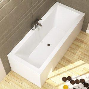 Q Double Ended Bath