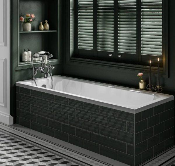 Cavendish Single Ended Bath