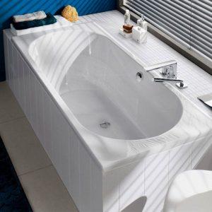 Clover Double Ended Bath