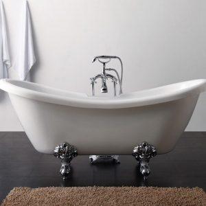 Countess Double Slipper Freestanding Bath
