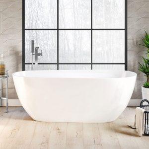 Dova Stone Freestanding Bath