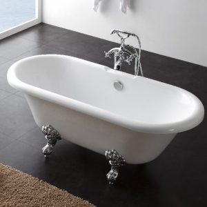 Duchess Double Slipper Freestanding Bath