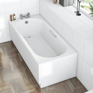 Lotus Single Ended Bath
