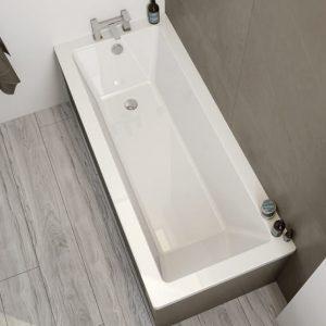 Pacific Endura Single Ended Bath