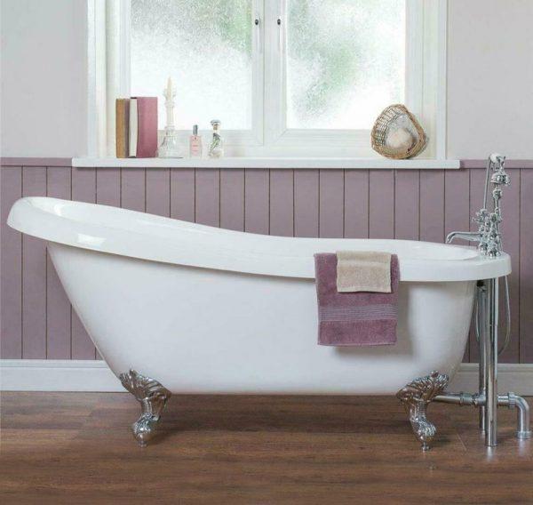 Oxford Slipper Freestanding Bath