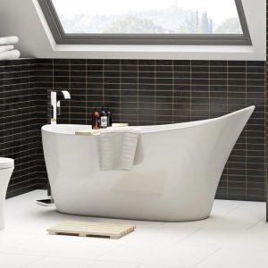 Varello Freestanding Bath