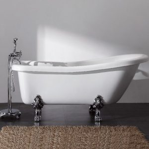 Viceroy Traditional Single Ended Freestanding Bath