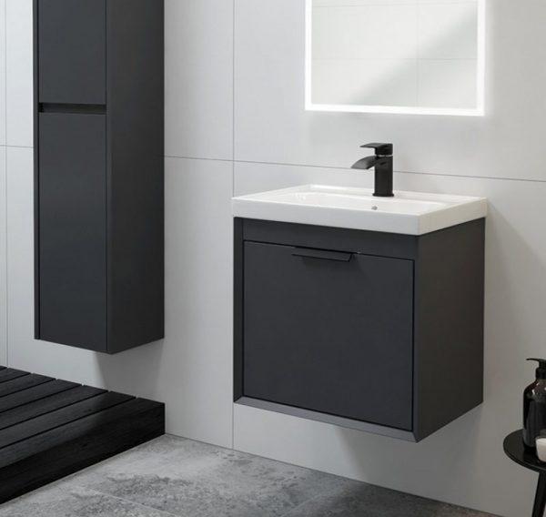 fjord vanity unit Grey