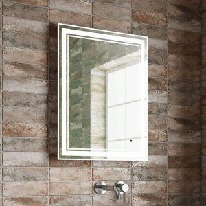 sara 55 led mirror