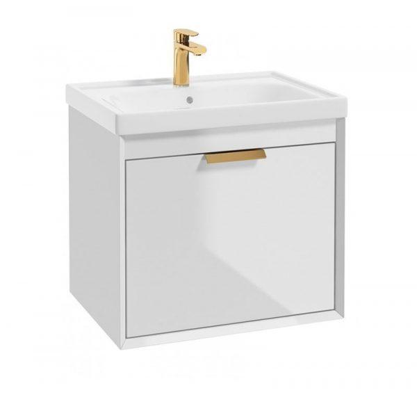 fjord vanity unit white