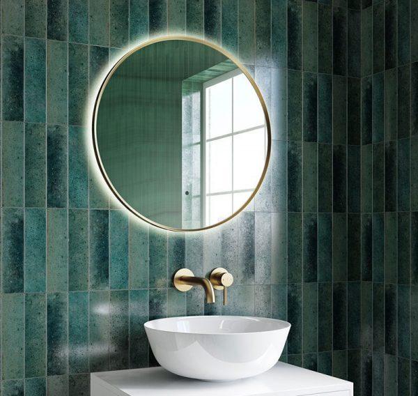 Asti LED Mirror
