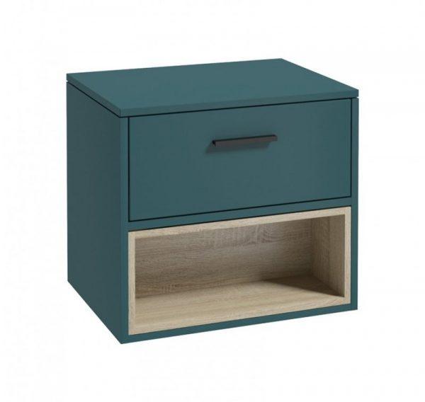 malmo vanity unit blue