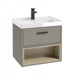 malmo vanity unit khaki