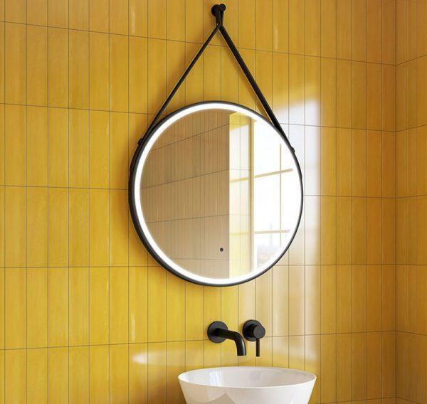 Neri Round LED mirror