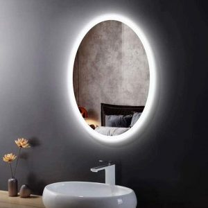 Sansa oval LED Mirror