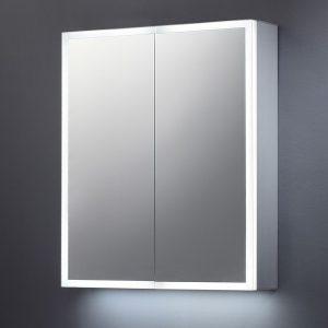 Illuminated Mirror Cabinet