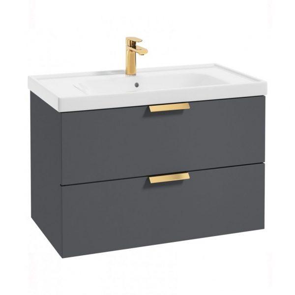 stockholm vanity unit grey
