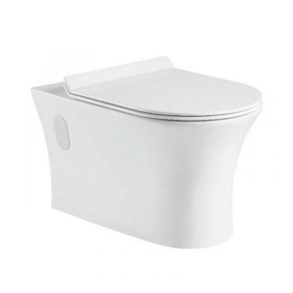 Amanda Wall Hung Toilet