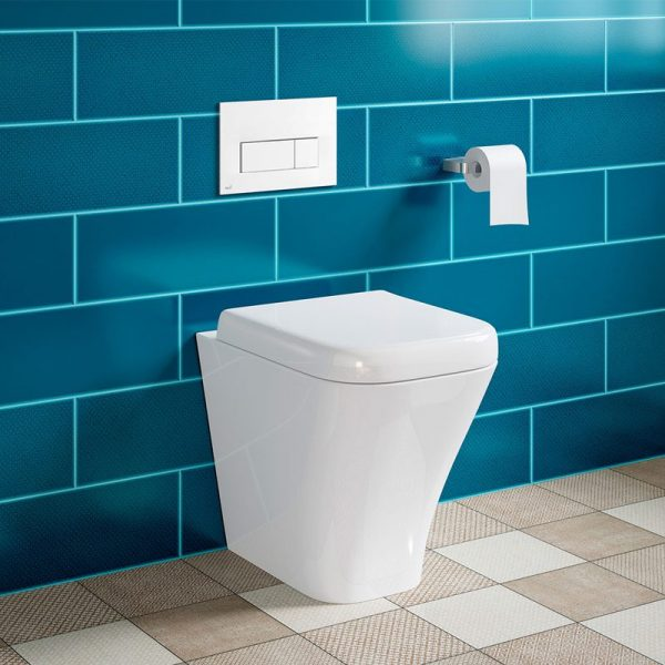 Birr Back to Wall Toilet
