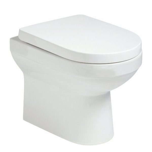 Chloe Back to Wall Toilet