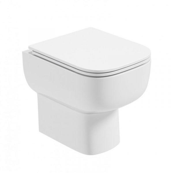 Rubix Back to Wall Toilet