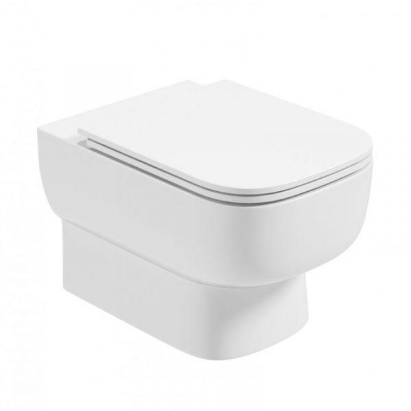 Rubix Wall Hung Toilet