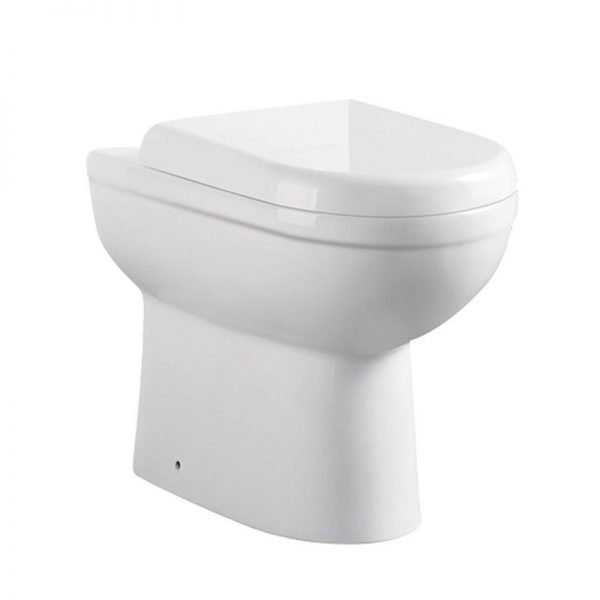 Rhode Back to Wall Toilet