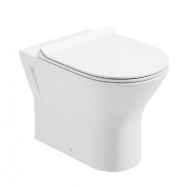 Scala Back to Wall Toilet