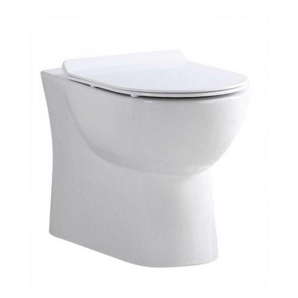 Verona Back to Wall Toilet