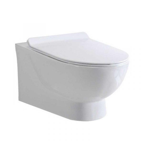 Verona Wall Hung Toilet