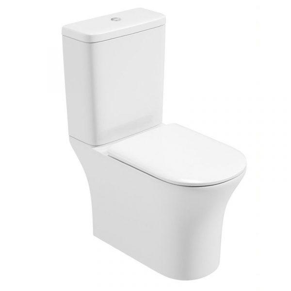 amanda open back wc