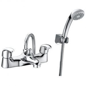 crystal bath shower mixer