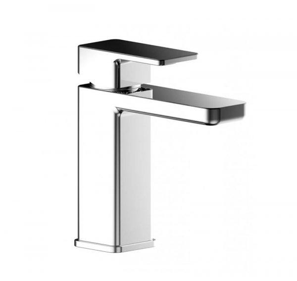 Contour basin mono tap