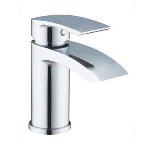 corby chrome basin mono