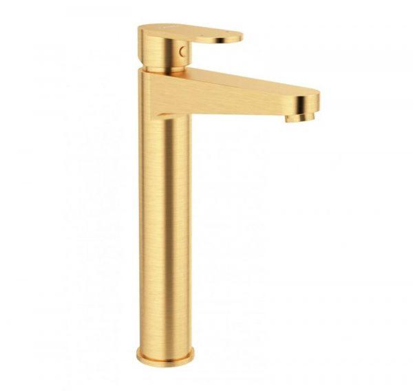 norfolk gold basin tap