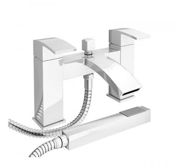 bath shower mixer kit