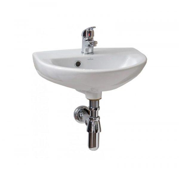 wall hung basin