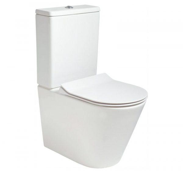 refelections btw toilet