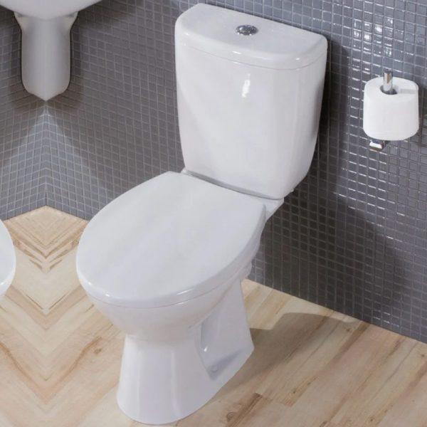 president close coupled toilet