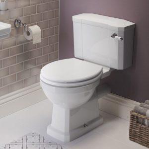 Westbury Traditional Close Coupled Toilet