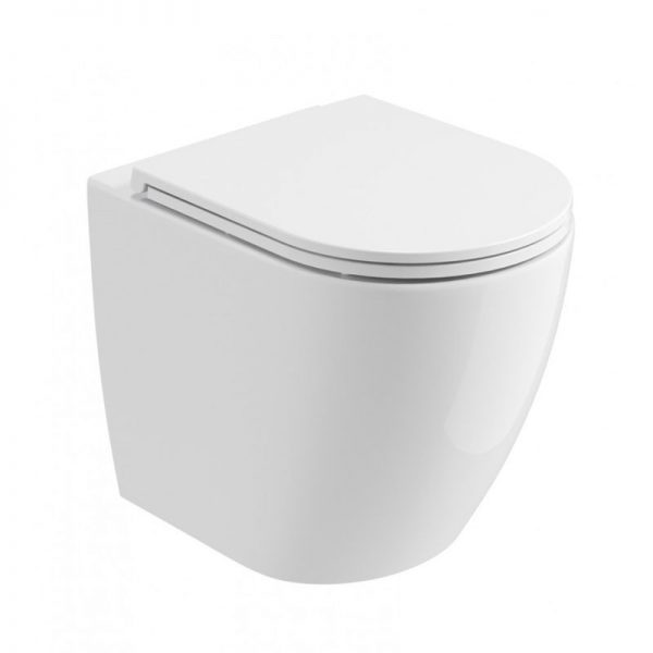 Atelier Back to Wall Toilet