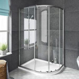 Mereen quadrant shower enclosure