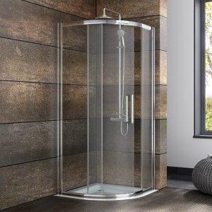 design 8 quadrant shower enclosure