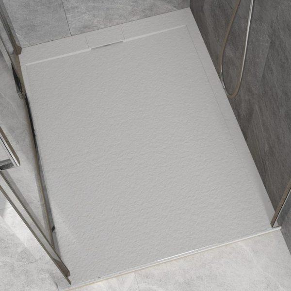 Rectangular Slate shower tray