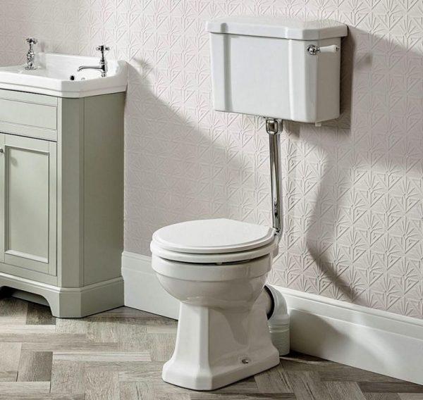 oxford low level toilet