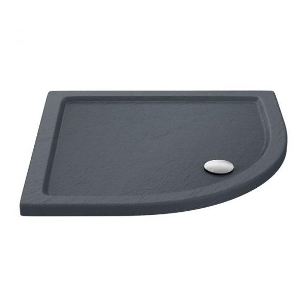slate effect quadrant tray