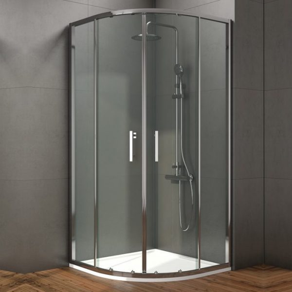 style quadrant shower enclosure