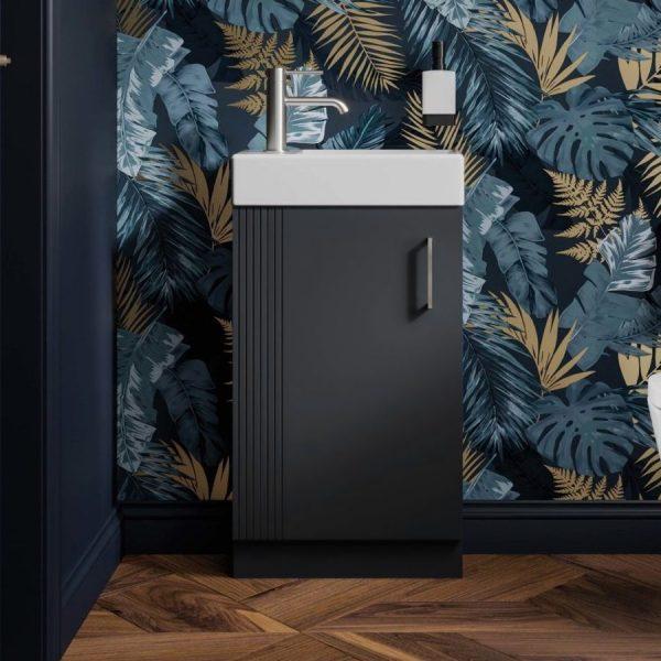 TURIN Floorstanding Cloakroom Unit
